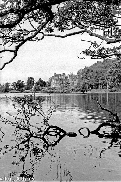 Kylemore Abbey Connemara 1976 32 16a