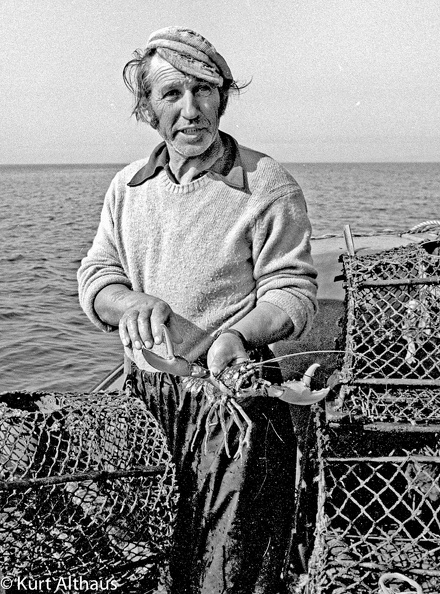 Fisherman Bunmahon Waterford 1978 54 26